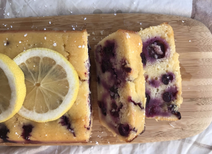 Bizcocho de limón, queso y arándanos (177)