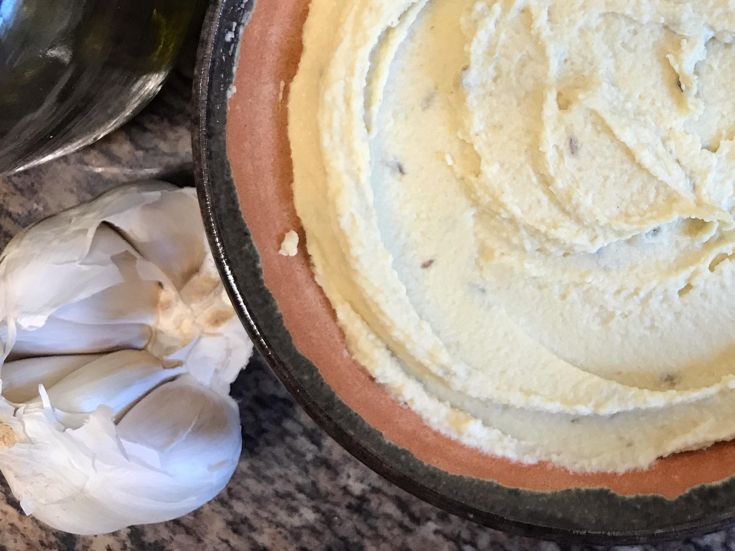 Hummus y baba ganoush (25)